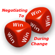 Negotiating to Win-win During Change