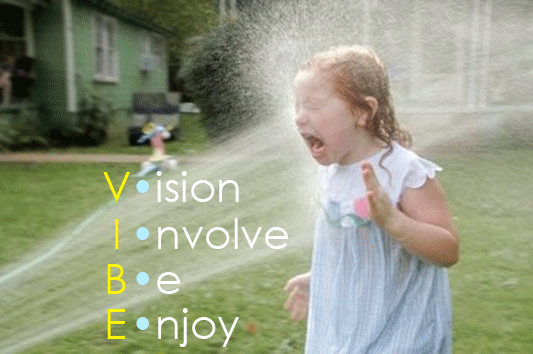 Vibe Your Way Through the Fire Hoses of Change 2013-11-18